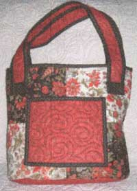 Quilted Bag Pattern