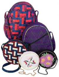 Roundabout Handbags Pattern *