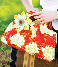 Marlo Bloom Handbag Pattern *