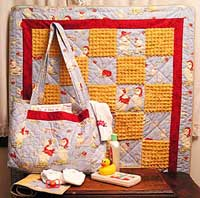 Grandma's Emergency Kit Pattern