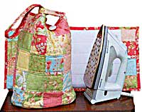 Pressing Spot and Iron Tote Pattern