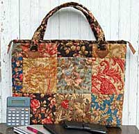 Quilter's Briefcase Pattern
