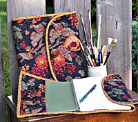 Wrap It To Go Notebook Cover Pattern