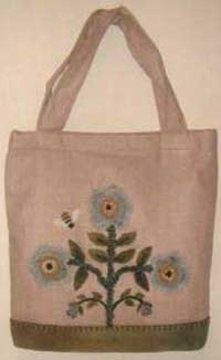 It Must Bee Summer Tote Pattern