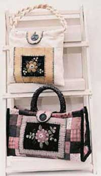 Purses and Posies Pattern