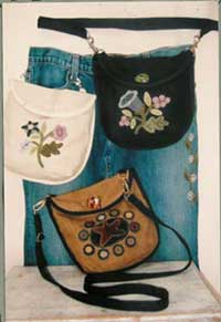 Triple Play Purse Pattern