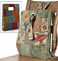 Boxy Backpack Pattern