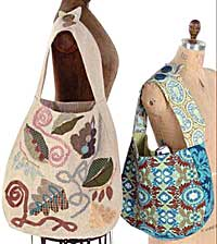 90ac418e6f7 Nouveau Hobo Bag Pattern by Indygo Junction