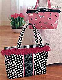 Pretty Snappy Bag Pattern
