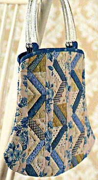Cool Breeze Quilted Purse Pattern