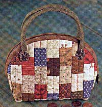 Petite Purse Pattern - Kimies Quilts