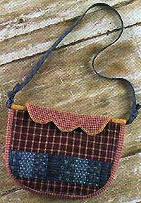 Stylish Satchel Purse Pattern