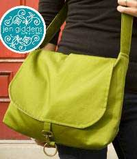 Classic Messenger Bag Pattern *
