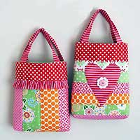For The Girls Bag Pattern *