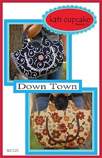 Down Town Bag Pattern *