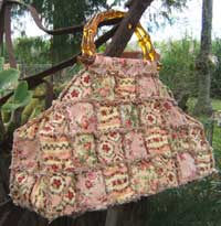 Vintage Shaggy Bag Pattern