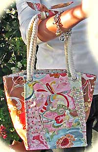 Charm Candy Bag Pattern