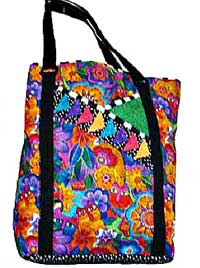 Expandable Tote Pattern