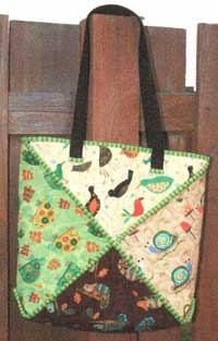 Fat Quarter Bag Pattern