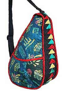 Kidney Sling Pack Bag Pattern *