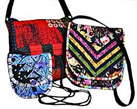 Messenger Bag Purses Pattern