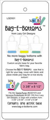 Bag-E-Bottoms B
