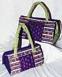 My Favorite Duffle Bag Pattern