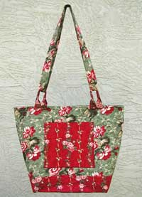 Newport Tote Bag Pattern