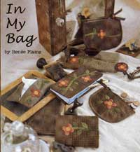 In My Bag Purse Accessories Pattern
