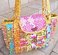 The Snazzy Bag Pattern *