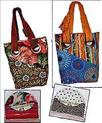 Wallet and Grommet Bag Pattern