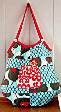Poppy Bag Pattern