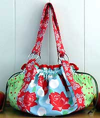 Toffee Apple Bag Pattern