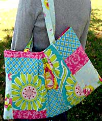 Brooke Shoulder Bag & Shopper Pattern *