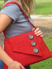 Laraine Shoulder Bag Pattern *