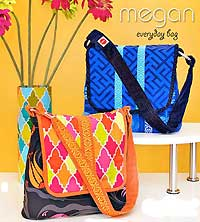 Megan Everyday Bag Pattern *