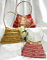 The Frilly Bag Pattern *