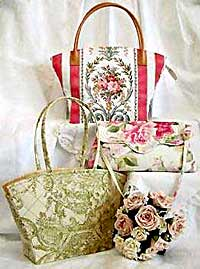 Paris and the Social Butterfly Handbag Pattern *