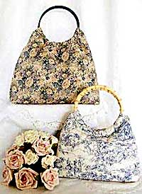 Round Handle Bag Pattern *
