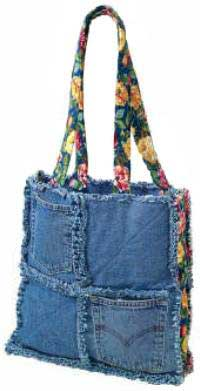 Denim Chic Purse Pattern