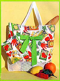 Go Green Bag Pattern