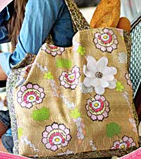 The Essential Tote Pattern by Pat Bravo