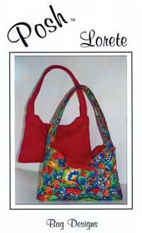 Lorete Bag Pattern