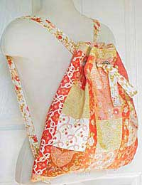 Pamela Jean Backpack Posh Pattern by Jackie's Desighns