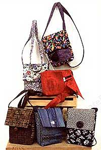 Quilted Tote Bag Pattern - Free Quilt Patterns, Free