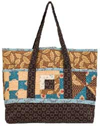 A Sampler Tote Bag Pattern