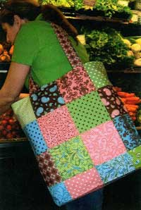 Charm Street Market Tote