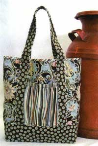 Mary Ann's Market Tote