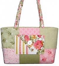 Mini Charmer Tote Pattern