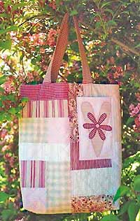 Leanne's Shopping Bag Pattern